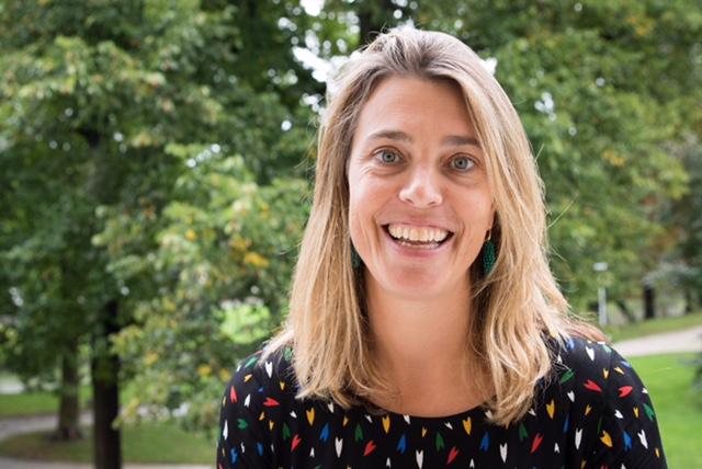 Coach Martine Smidt-Luijk
